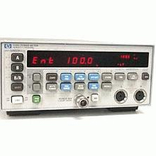 HP Agilent Keysight 438a power meter 100khz-110ghz