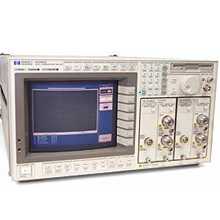 AGILENT HP KEYSIGHT 83480A - DIGITAL COMMUNICATIONS ANALYZER MAINFRAME