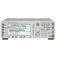 E4438C ESG VECTOR SIGNAL GENERATOR, 250 KHZ TO 6 GHZ